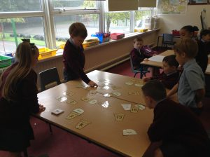Maths in our classroom