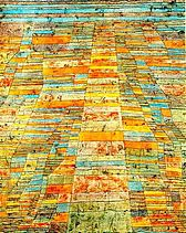 highway-and-byways-by-Paul-Klee
